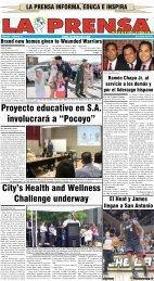 """Proyecto educativo en S.A. involucrará a """"Pocoyo"""" - La Prensa De ..."""