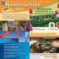 Niedersachsen Aktiv Juni 2014