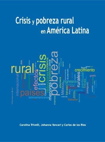 Crisis y pobreza rural en América Latina.pmd