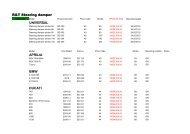 R&T Steering damper UNIVERSAL APRILIA BMW DUCATI