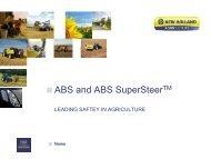 ABS SuperSteer