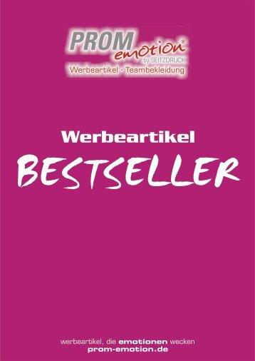 Bestseller-Werbeartikel - PROMemotion