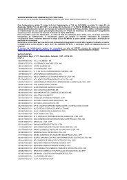 01/2013 Contribuintes inscritos indeferidos - Sefaz BA