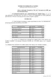 instrução normativa nº 49/2012 - Sefaz BA