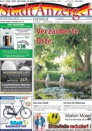 StadtAnzeiger Coesfeld kw 27
