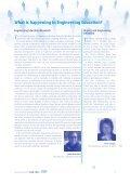 Biennial Report 2008-2009 - SEFI - Page 7