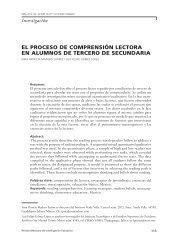 EL PROCESO DE COMPRENSIÓN LECTORA EN ... - Inicio