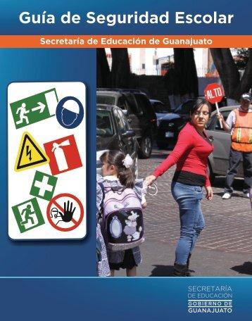 Guia de Seguridad Escolar SEG.pdf - Inicio