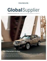 Download Daimler Global Supplier Magazine