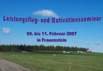 Mathias' Vortrag als *.pdf. - Segelflug.de