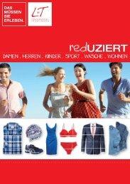 L+T Reduziert-Prospekt Sommer 2014