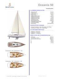 Oceanis 50 - Segel Sport Resch