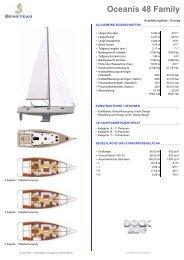 Oceanis 48 Family - Segel Sport Resch