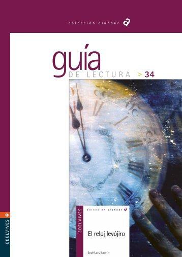 guíaDE LECTURA > 34 - SEHACESABER.ORG
