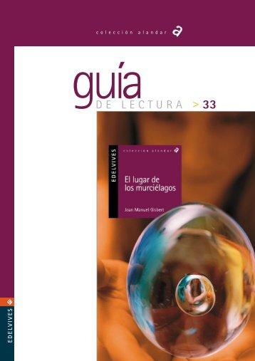 guíaDE LECTURA > 33 - SEHACESABER.ORG