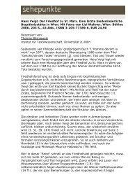 Hans Veigl: Der Friedhof zu St. Marx. Eine letzte ... - Sehepunkte
