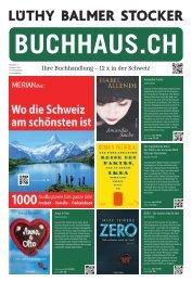 Buchhaus-Zeitung Sommer 2014