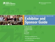 Exhibitor and Sponsor Guide - Software Engineering Institute