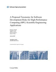 A Proposed Taxonomy for Software Development Risks for High ...