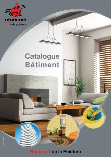 Catalogue Bâtiment