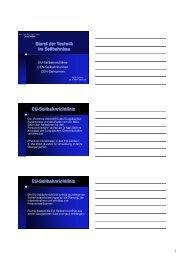 IKSS Seminar für die Hersteller von Seilbahnen - Seilbahn.net