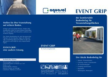 EVENT GRIP - Seilbahn.net