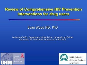 Evan Wood, M.D., Ph.D.