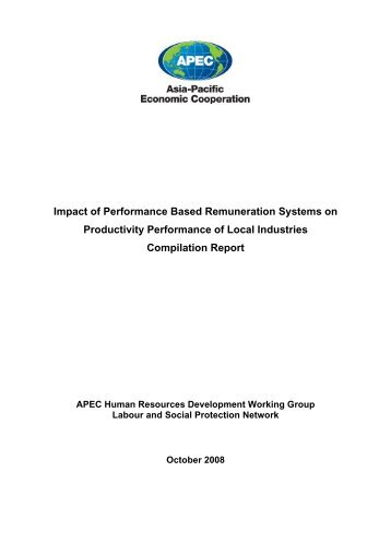 Impact of Performance Based Remuneration Systems on ...