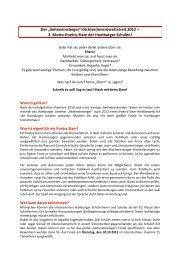 3. Motto-Poetry-Slam der Hamburger Schulen! - Seiteneinsteiger
