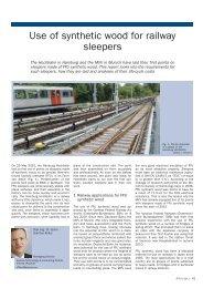 European Rail Technology Review | April 2011