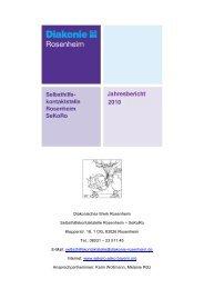 klicken - Selbsthilfekontaktstelle Rosenheim - SeKoRo