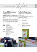 Selbsthilfegruppen - Selbsthilfekontaktstelle Rosenheim - SeKoRo - Seite 7