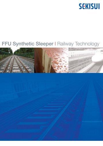 FFU Synthetic Sleeper I Railway Technology
