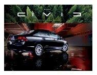 Download Brochure - Honda