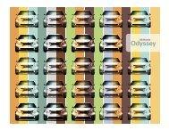 08 Honda Odyssey