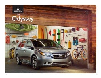 Odyssey - Honda