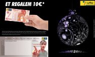 ET REGALEM 10€* - Ferreteria Sirvent