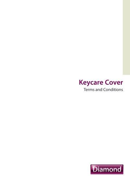 keycare cover diamond