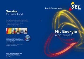 Mit energie - SEL AG
