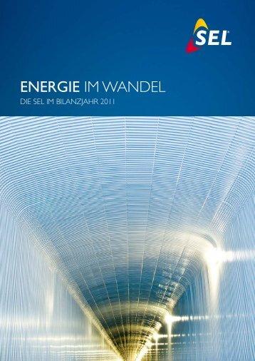 Jahresbericht 2011 - SEL AG