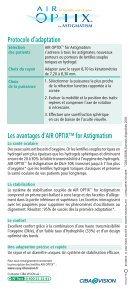 Santé oculaire et confort pour tous les astigmates - Cibavision ... - Page 2