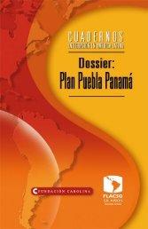 Dossier: Plan Puebla Panamá - SELA