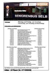 Seniorenbus - selb-live.de