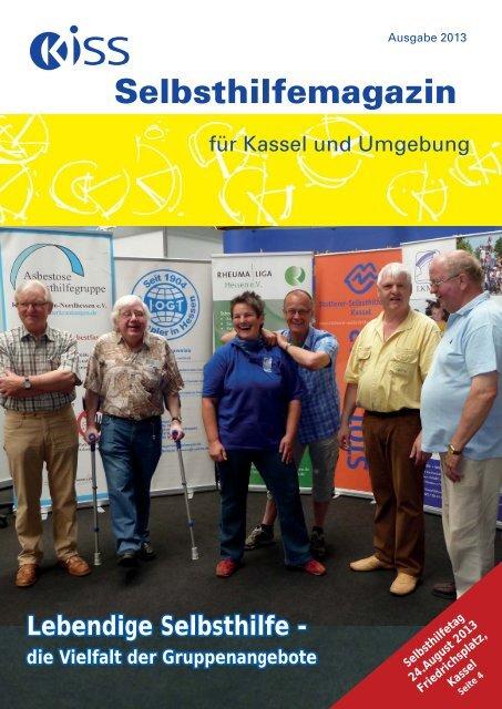 Selbsthilfemagazin - KISS Kassel