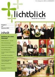 LB 4-2012 - Selbsthilfe OÖ