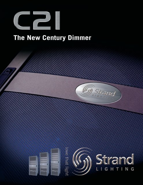 C21 - The New Century Dimmer - Selecon