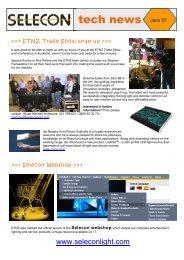 tech news June '07 - Selecon
