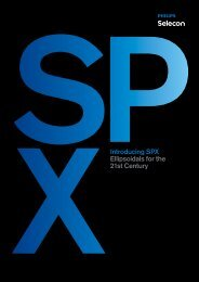Meet SPX - Selecon