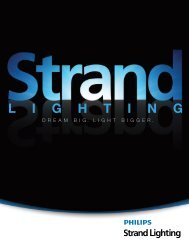Strand Lighting Catalog - Selecon