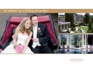 Hochzeitsflyer dt_2010:Layout 1 - Aktuelles aus den Hotels der ...